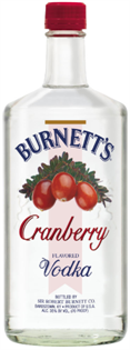Burnett's Vodka Cranberry 1.75l